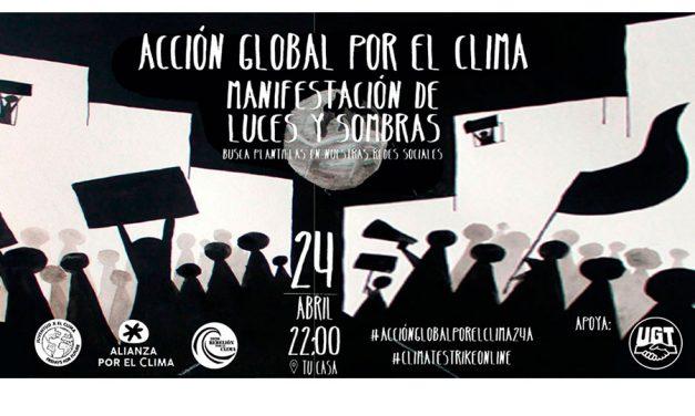 UGT se suma a la acción global por el clima