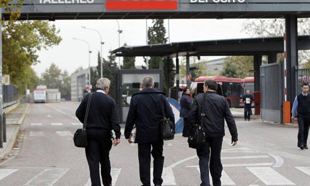 UGT considera fraudulento hacer un ERTE en EMT Valencia