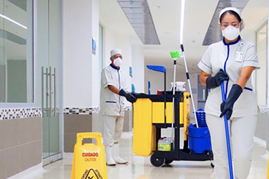 El sector de la limpieza pide al Gobierno protección y flexibilidad para garantizar su viabilidad y el empleo de más de 400.000 trabajadores