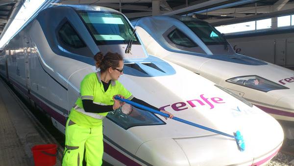 UGT alcanza un acuerdo para el servicio de prestación a bordo con Vectalia Rail