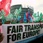 El Parlamento Europeo reconoce y respalda los derechos de los conductores profesionales