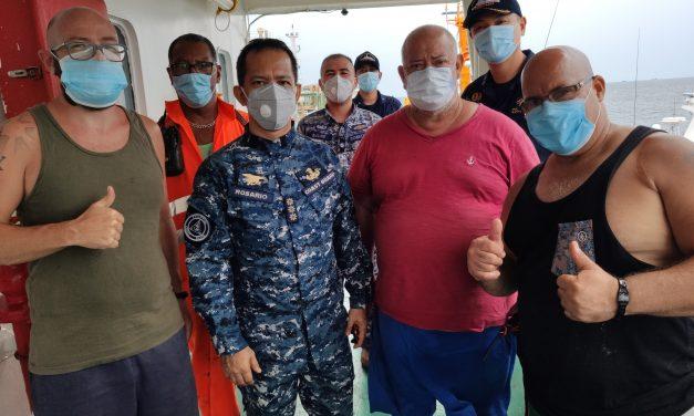 Por la dignidad de los trabajadores y trabajadoras del mar