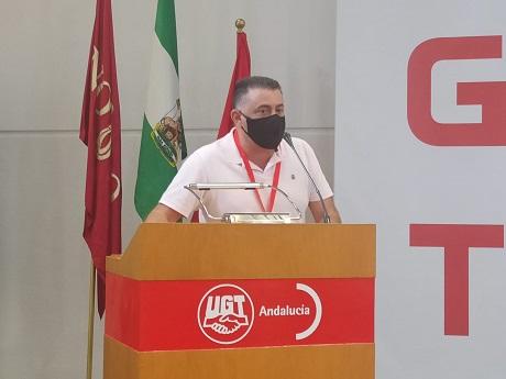 FeSMC-UGT Andalucía clausura su 1º Congreso Ordinario con la proclamación de Eduardo Carrillo como Secretario General.