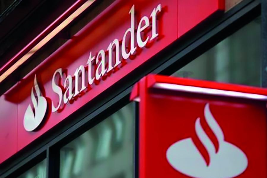 ¿Diálogo  social en el Banco Santander?