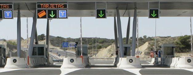 UGT y CCOO convocan huelga en la empresa de autopistas Seittsa