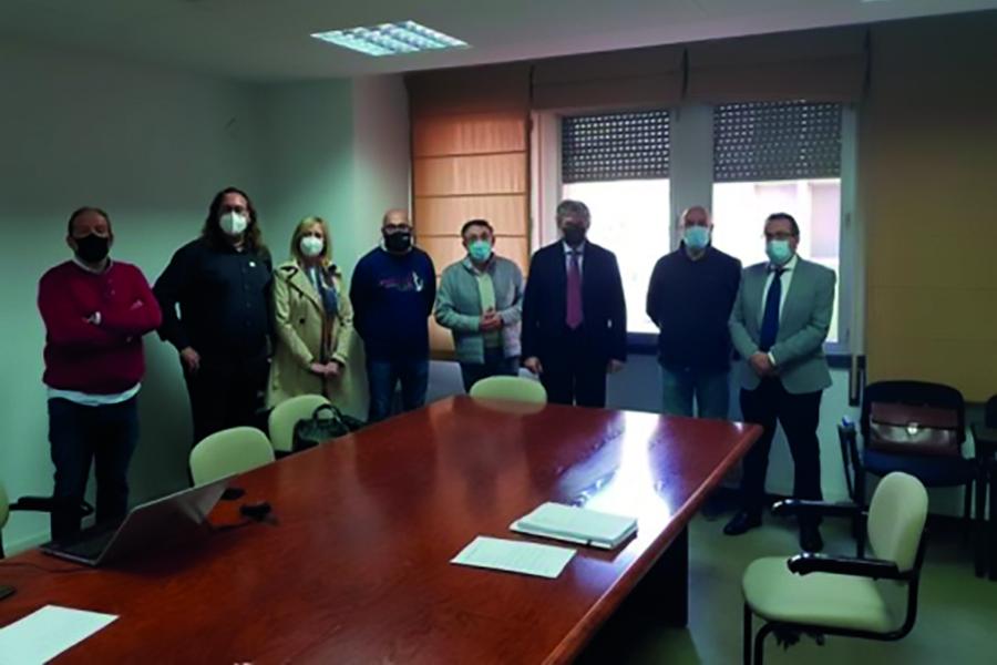 UGT firma el convenio de hostelería de Jaén para los años 2020-22