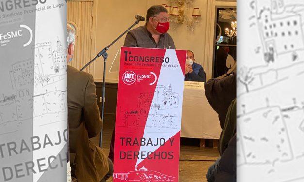 FeSMC Lugo celebra su 1º Congreso