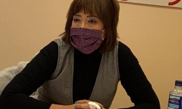 Alfonsi Álvarez, elegida nueva secretaria general de UGT Ciudad Real con un 91 por ciento de los votos