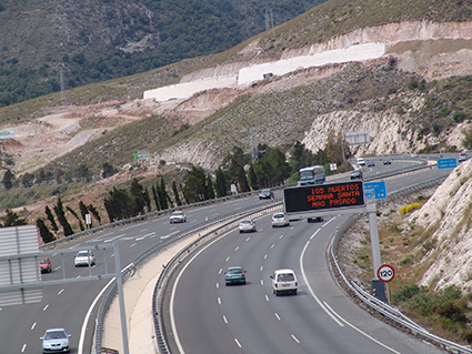 Es necesario abordar el debate para la financiación de la red viaria estatal