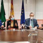 UGT, CCOO, ASPEL y AFELIN, crean la Comisión Sectorial de Servicios de limpieza de edificios y limpieza hospitalaria de Andalucía