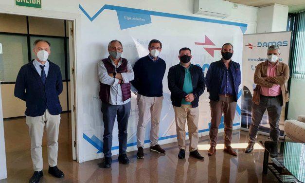 FeSMC-UGT Andalucía firma el Convenio Colectivo Interprovincial de DAMAS S.A.
