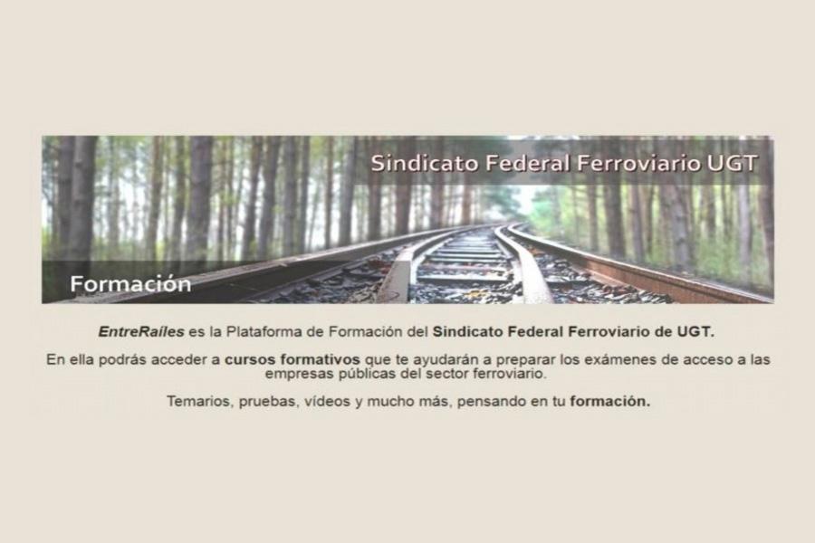 EntreRaíles | UGT abre el plazo de inscripción del curso preparatorio para la OPE de Check-in y Taquillas