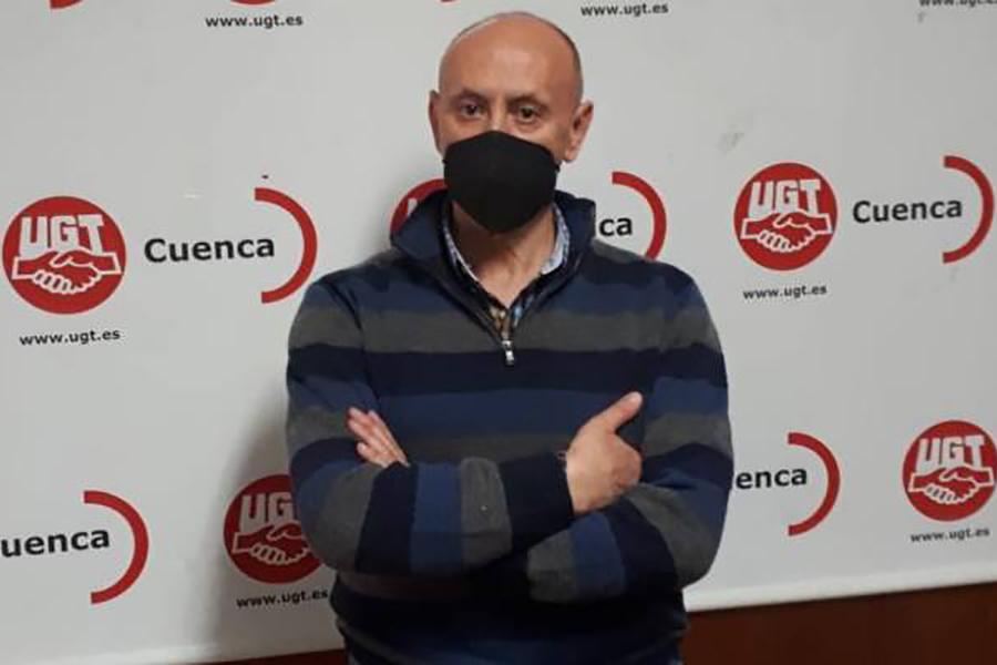 Mariano Cuesta, elegido por unanimidad secretario general de la Federación de Servicios, Movilidad y Consumo de UGT Cuenca