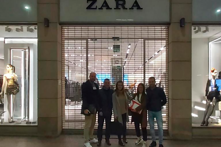 UGT gana las elecciones sindicales en las tiendas ZARA de Alicante