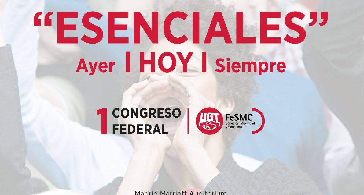 I Congreso de la Federación Estatal de Servicios, Movilidad y Consumo de UGT