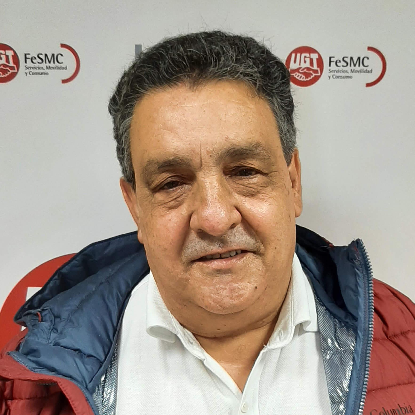 Antonio Oviedo | Secretario General de FeSMC-UGT