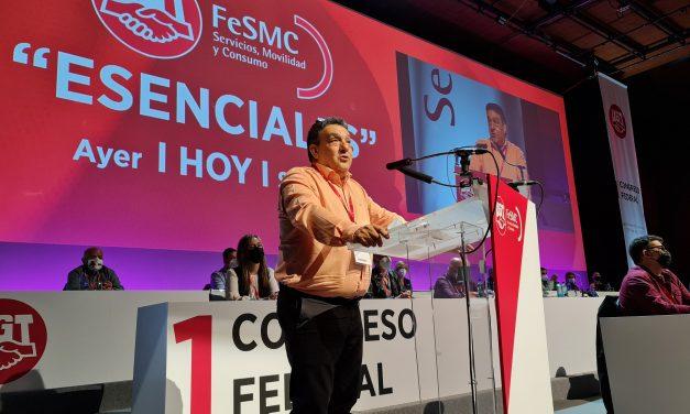 """Antonio Oviedo, nuevo Secretario General de FeSMC-UGT: """"Creo en las empresas, no creo en los piratas"""""""