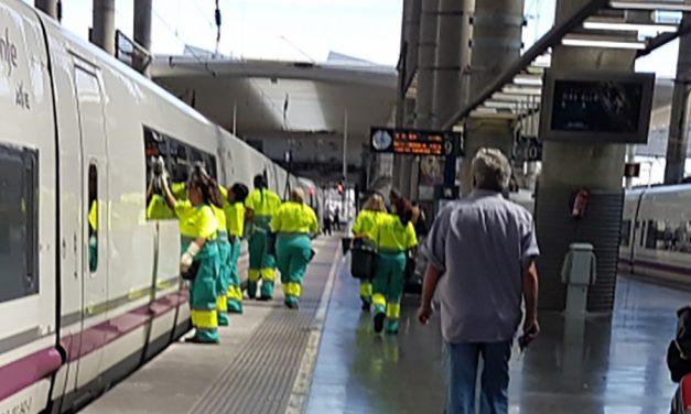 Contratas Ferroviarias | Tras las elecciones en Madrid UGT amplía la mayoría en Euromaclean