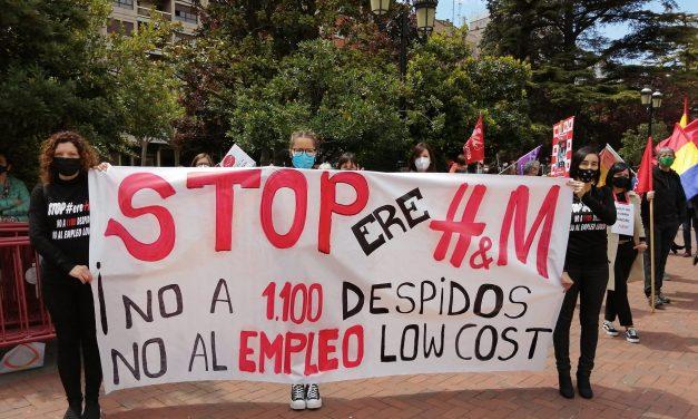 FeSMC-UGT La Rioja denuncia que H&M quiere más beneficios a costa de los trabajadores que pretende despedir