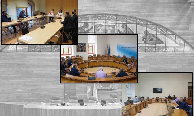 UGT insta la proposición no de ley del convenio de Puertos