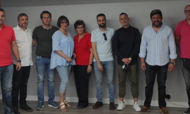 Pérez Grande elegido nuevo Secretario Federal del Sector Áereo de FeSMC-UGT