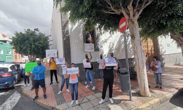 La plantilla de la instalación deportiva Paco Artiles, a la espera de que Ayuntamiento de Telde se pronuncie sobre la reapertura