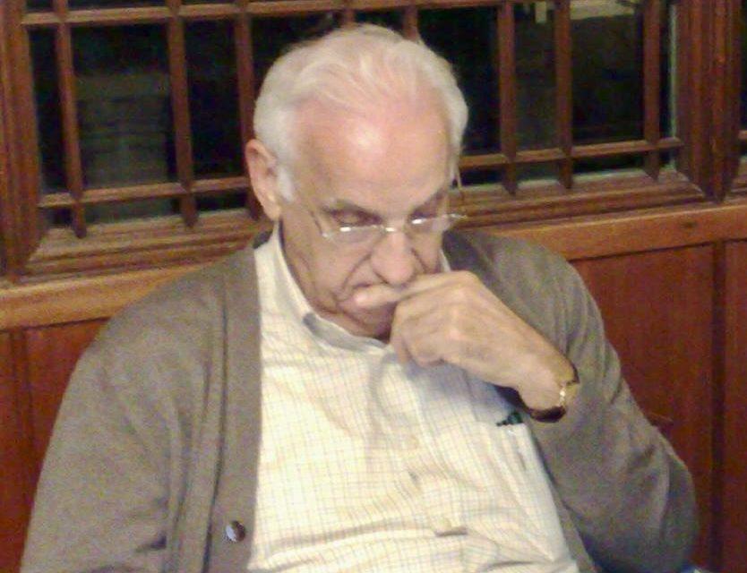 Fallece Cecilio Pérez Velasco, antiguo Secretario del Sector Federal Aéreo de UGT