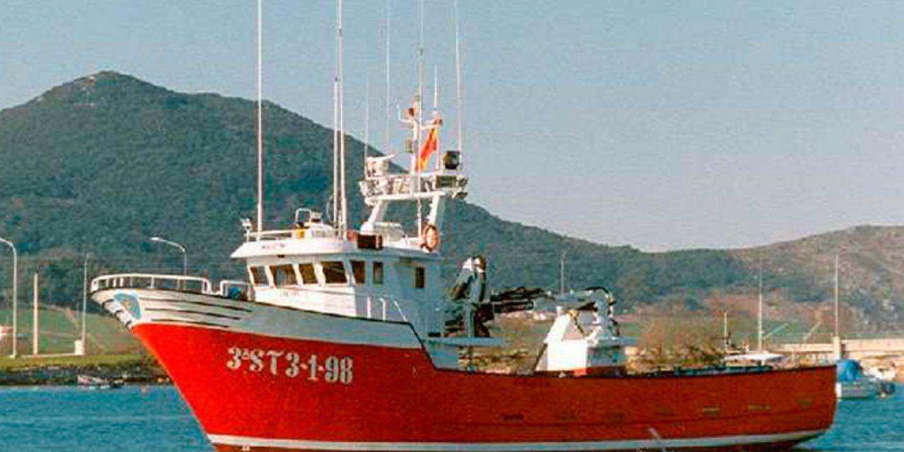 UGT traslada ánimo y apoyo a la familia y compañeros del marino desaparecido frente a la costa cántabra
