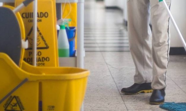 UGT denuncia la situación de impagos y de falta de personal en la plantilla de Limpieza de los Servicios Periféricos de Salud Pública y Bienestar Social de Toledo