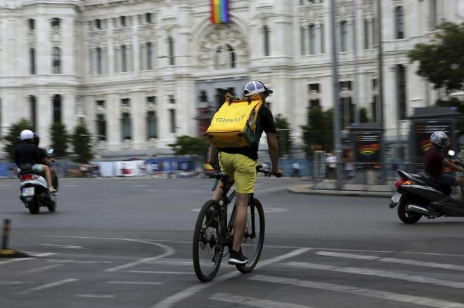 UGT no va a permitir que Glovo se salte la Ley Rider