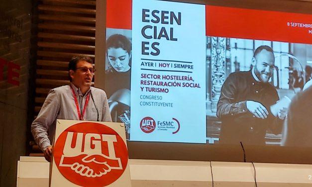 Una acción sindical para recuperar la hostelería, la restauración social y el turismo