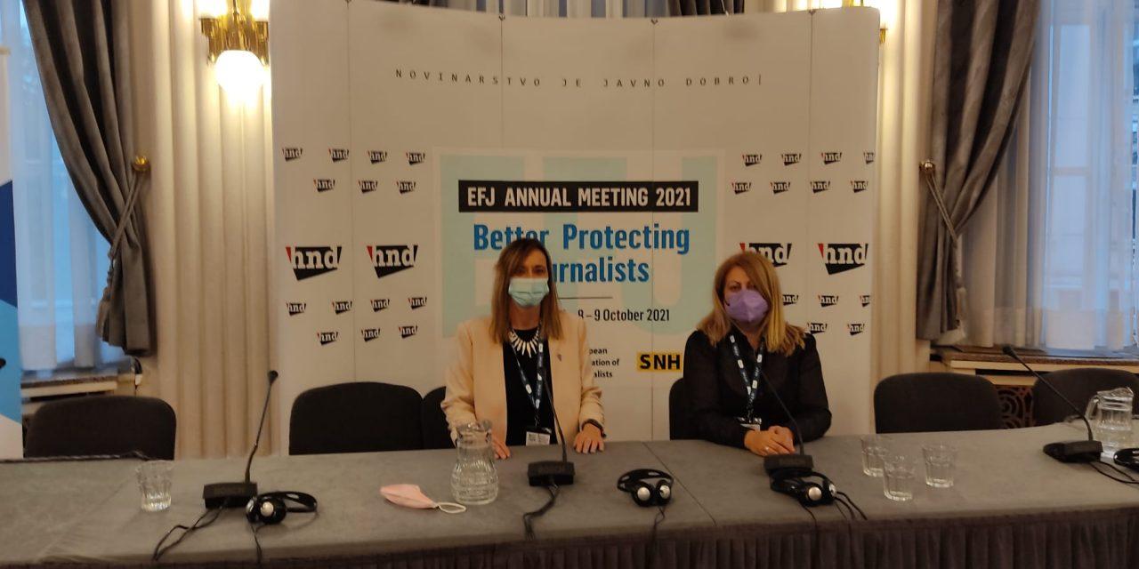 UGT participa en el Encuentro Anual de Periodistas Europeos celebrado en Croacia