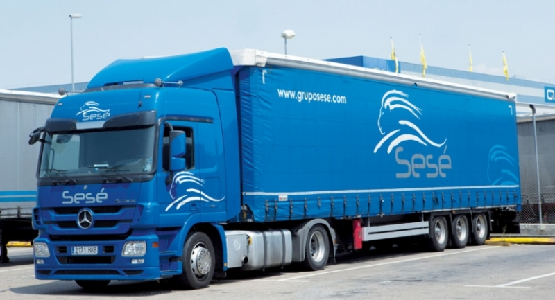 UGT firma el convenio del transporte de mercancías por carretera de Huesca
